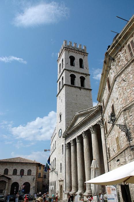 Piazza del Commune