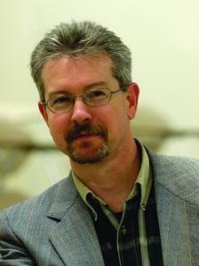 Jeffrey S. Hillard, writer, poet, editor of RED!webzine and professor at the College of Mount St. Joseph