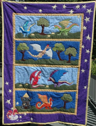 Chameleon Quilts by Margrit Hall versatile traditional blocks