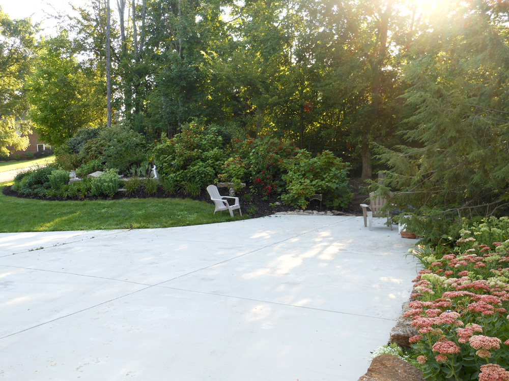 Up the path to the woods — creating a woodland garden ... Naturalized Woodland Garden Slope Design on woodland garden area, woodland garden trail, woodland garden shade, woodland garden stream,