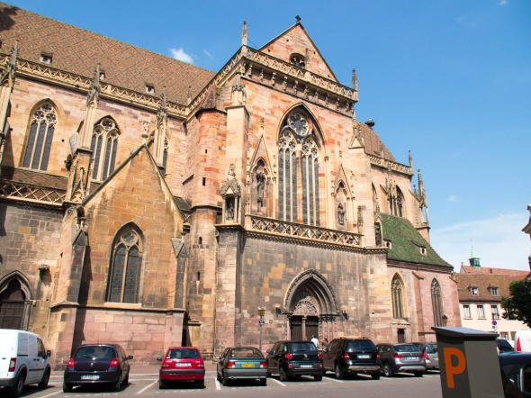 08-Colmar-church - 2014-06-14 - -15