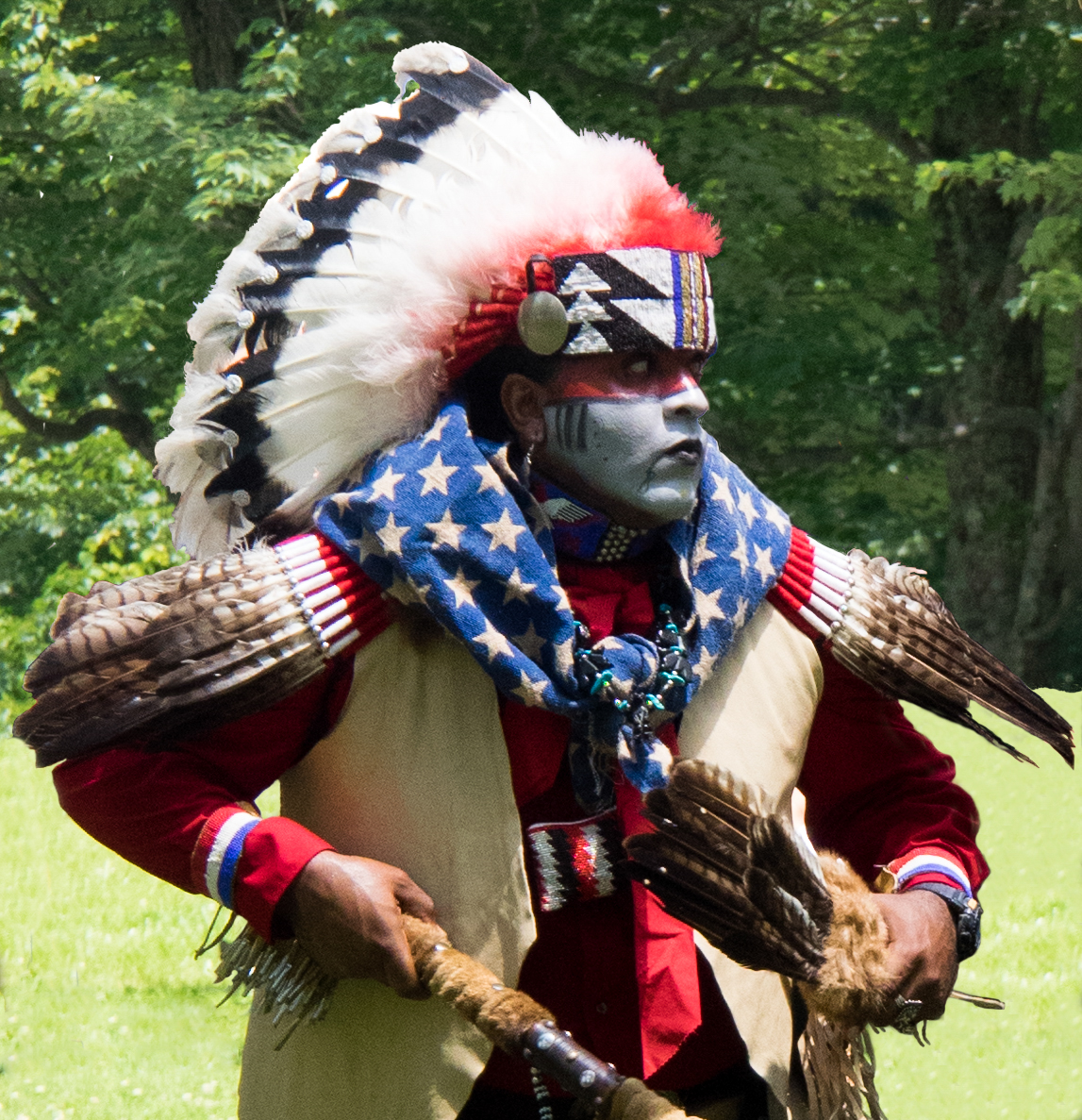 25th Annual Fort Ancient Celebration: A Gathering of Four Directions